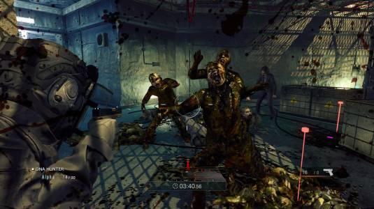 Resident Evil: Umbrella Corps, видео и скриншоты