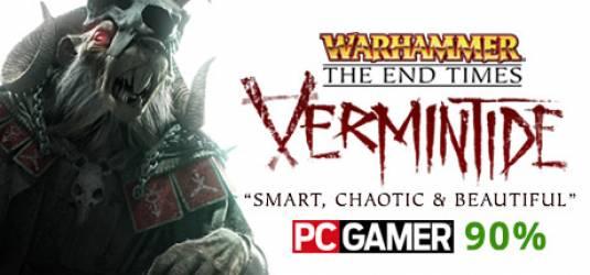 Warhammer: End Times – Vermintide, Release Trailer