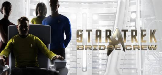Star Trek: Bridge Crew VR – Reveal Trailer (E3 2016)