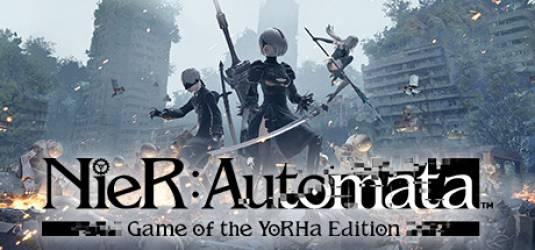 NieR: Automata - E3 2016 Trailer