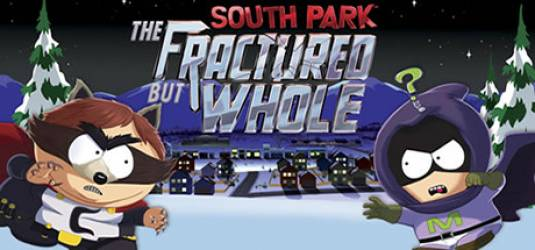 South Park: The Fractured But Whole – Интервью с Треем и Мэттом