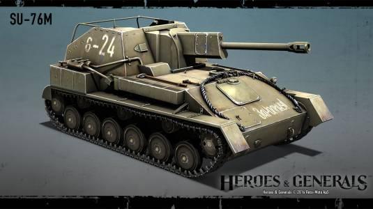 """Вышло обновление """"Furness – Кулак из стали"""" для Heroes & Generals"""