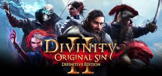 15 сентября игра Divinity: Original Sin 2 выйдет на Steam Early Access