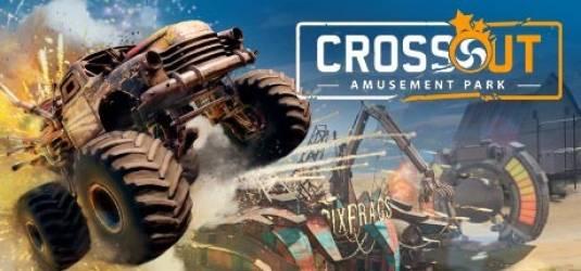 Crossout выходит в ранний доступ в Steam
