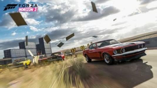 Вышла демонстрационная версия Forza Horizon 3