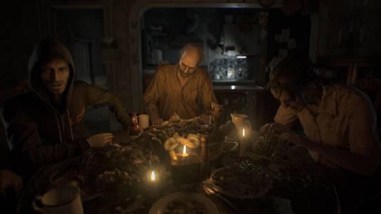 Resident Evil 7, новые скриншоты