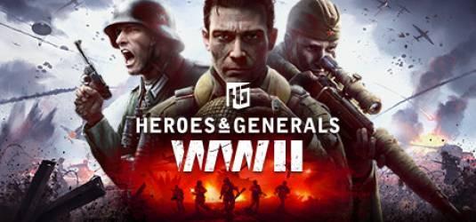 Релиз Heroes & Generals