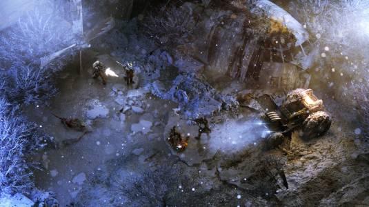 Wasteland 3 - первые скриншоты