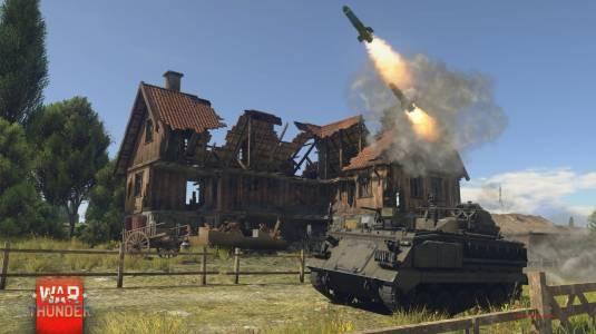 """Обновление War Thunder 1.63 """"Охотники пустыни"""": новые карты, самый большой самолет и ЗСУ-23-4 «Шилка»"""