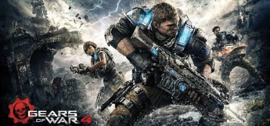 Gears of War 4 - Final Game vs E3 2015 Demo