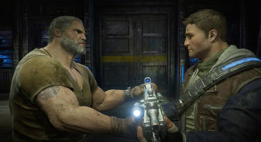 Состоялся релиз Gears of War 4 на Xbox One и ПК на Windows 10