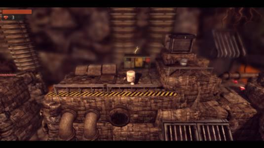 Бесплатный эпизод Scrap Garden: The Day Before уже доступен в сервисе Steam