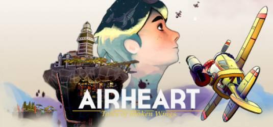 """Большое обновление """"Fall of the Armory"""" в  игре AIRHEART"""