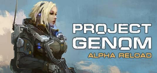 Project Genom вернулся в Steam!