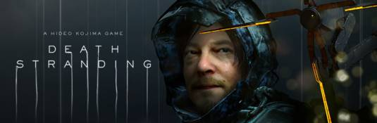 Death Stranding, The Game Awards 2016 World Premiere