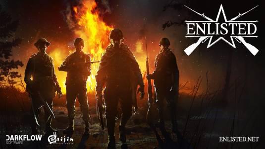 Enlisted – новый шутер про Вторую мировую от Gaijin Entertainment и Darkflow Software