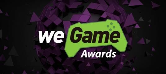 Награждение WEGAME Awards в рамках фестиваля WEGAME 3.0