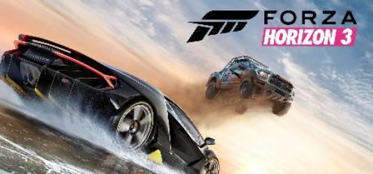 Forza Horizon 3 Rockstar Energy Car Pack