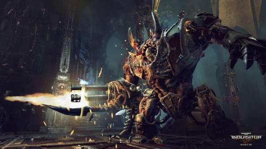 Альфа-тестирование Warhammer 40,000: Inquisitor – Martyr начнется 10 февраля