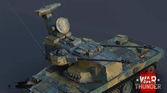 Новые японские танки в War Thunder уже в ближайшем обновлении!
