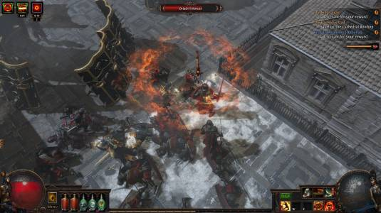 Path of Exile: The Fall of Oriath - Официальный трейлер