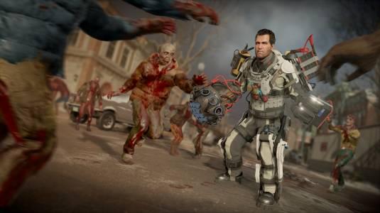 Dead Rising 4 - придет в Steam 14 марта