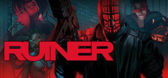 RUINER- выйдет этим летом на PC, Xbox One и PS4