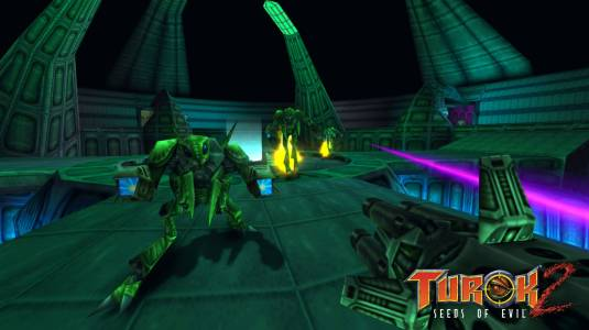 Turok 2: Seeds of Evil - Ремастер выйдет 16 марта