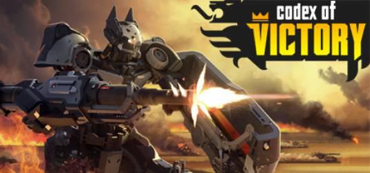 Состоялся релиз стратегии Codex of Victory в Steam