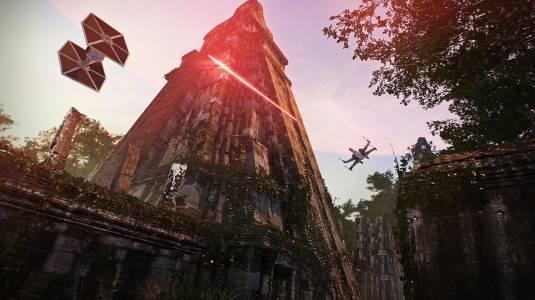 Star Wars Battlefront II - новые скриншоты