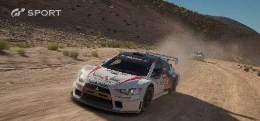 Gran Turismo Sport - Гемплей на PS4 Pro