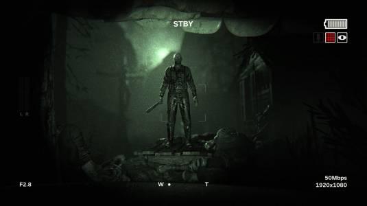 Outlast 2 - новые скриншоты