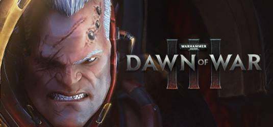 Игра Warhammer 40,000: Dawn of War III поступила в продажу