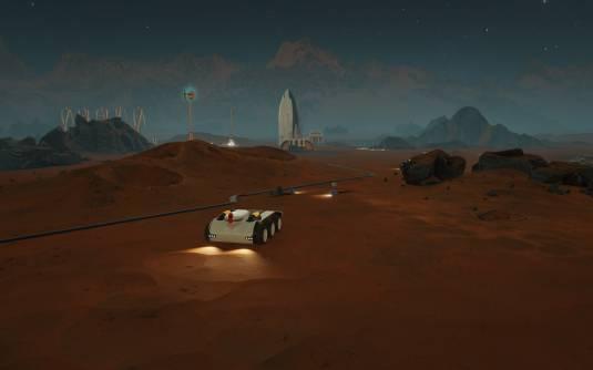 Surviving Mars - Анонсирована для PS4, Xbox One и PC, релиз в 2018 году