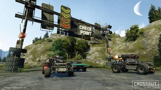 Crossout готовится к выходу на PC, PlayStation®4 и Xbox One 30 мая