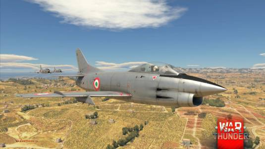 """Итальянская авиация и дымовые завесы в обновлении War Thunder 1.69 """"Regia Aeronautica"""""""