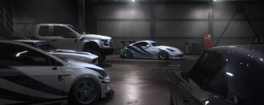 Need for Speed Payback - От металлолома до суперкаров