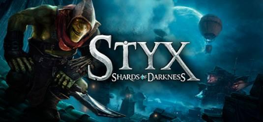 Бесплатная демоверсия Styx: Shards of Darkness для PlayStation 4 и Xbox One