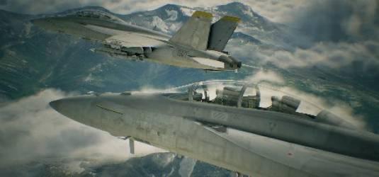Ace Combat 7 - E3 2017