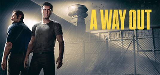 A Way Out Reveal - E3 2017