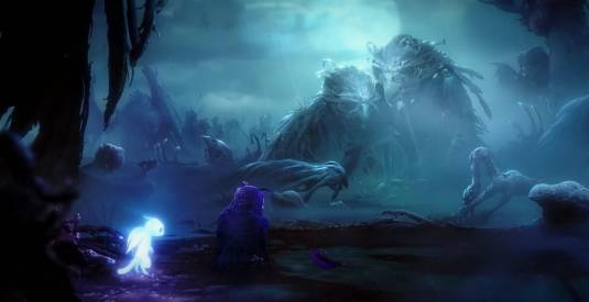Ori and the Will of the Wisps - Дебютный трейлер
