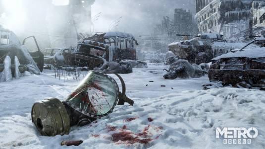 Metro Exodus - Первые скриншоты