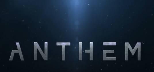 Anthem - Гемплейный ролик