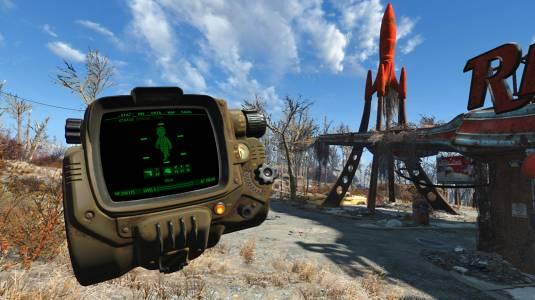 Fallout 4 VR - E3 2017