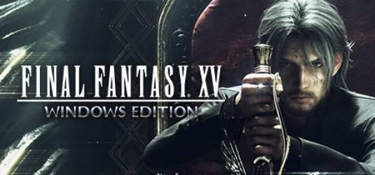 Monster of the Deep Final Fantasy XV - Анонс
