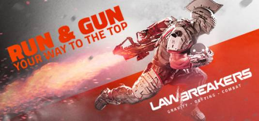 Lawbreakers,PS4 Gameplay Demo | E3 2017