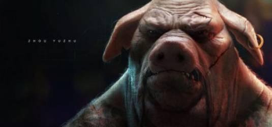 Beyond Good and Evil 2, E3 2017 Первое демо на движке