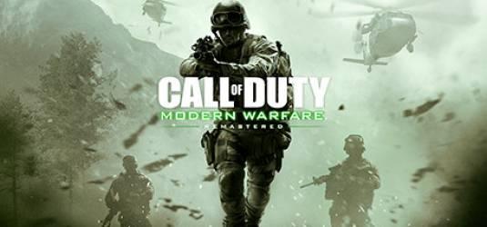 Call of Duty Modern Warfare Remastered - Дата выхода