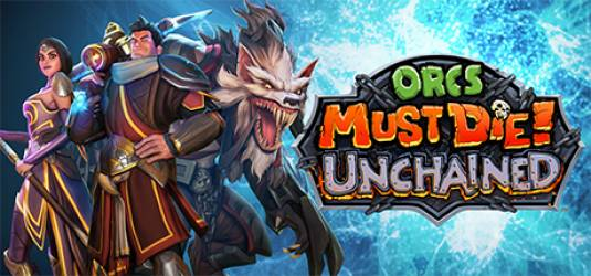 Orcs Must Die! Unchained - Анонс игры на PS4