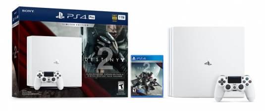 PS4 pro в белом цвете!
